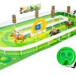 Coffre Jeu de Courses Hippiques Radiocommandées + 2 chevaux individuels VS HORSE CHALLENGE