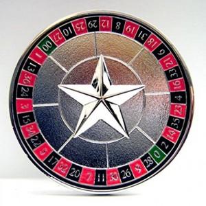 Boucle roulette, casino, jeux de hasard - Buckle