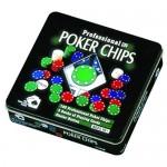 Jetons de Poker professionnels de 4 en 1