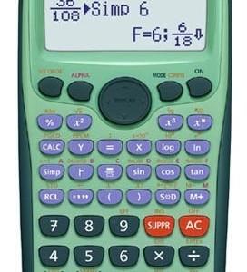 Casio Fx 92 Calculatrice scolaire Collège 2D+